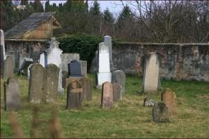 židovský cintorín vo Vrábľoch